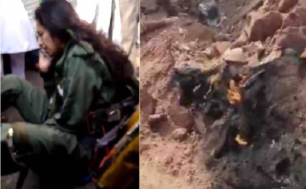 IAF trainer aircraft crashes in Telangana, woman pilot ejects safely