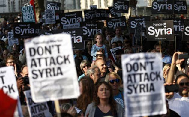 Syrian opposition agrees to send united delegation for peace talks (Source: PTI)