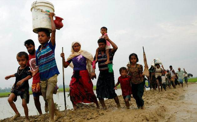Myanmar to take back Rohingya refugees, signs deal with Bangladesh (File Photo)