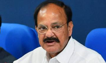 Amid Padmavati row, VP Naidu says violent threats not acceptable in democracy