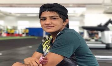 Ritu Phogat clinches silver in Under-23 Senior World Wrestling Championship