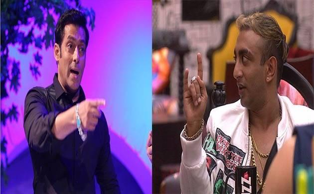 Salman Khan is UPSET with Akash Dadlani