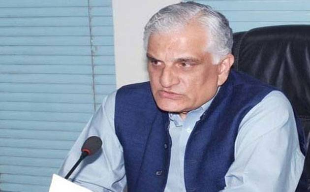 Pakistan's Law Minister Zahid Hamid resigns - File photo