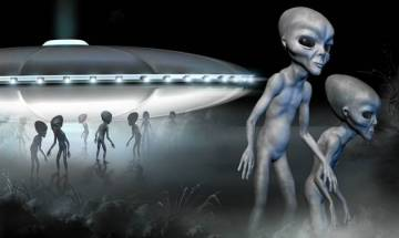 UFO spotted? Bizarre alien spaceship seen in Google Earth and Google Maps