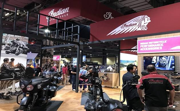 Indian Motorcycle has around 5 per cent share of the market segment (Indian Motorcycle- Web site)