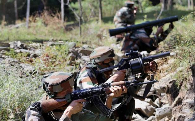 Pakistani troops violate ceasefire in Rajouri: Police (File Photo)