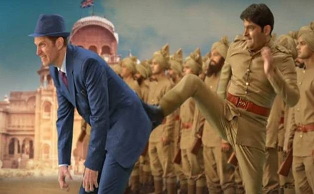 Firangi: There is a lot at stake for me says Comedy King Kapil Sharma