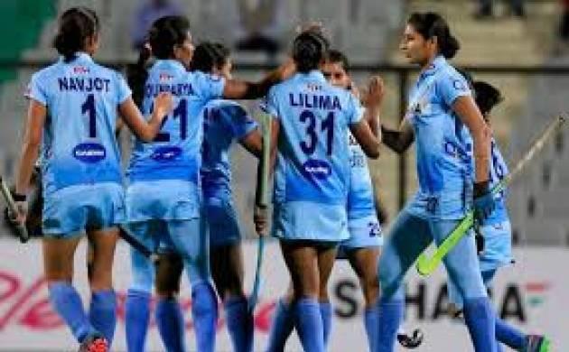 Indian National Hockey team - File photo