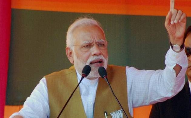 Gujarat Elections 2017: Modi hits out at Rahul Gandhi for criticising GST (File Photo)