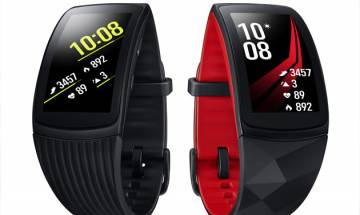 Samsung launches Gear Fit2 Pro, Gear Sport in India; know key specifications, features, price