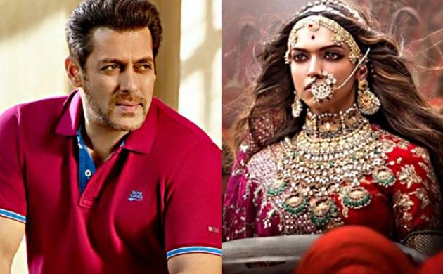 Padmavati row | Salman Khan: Controversies around Deepika Padukone-starrer affect movie business adversely