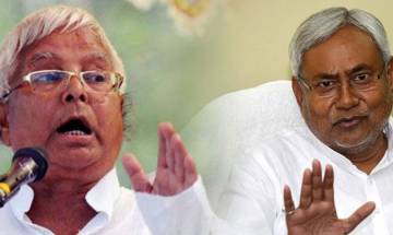 RJD supremo Lalu Prasad Yadav lambasts Nitish Kumar, compares him to 'chameleon'