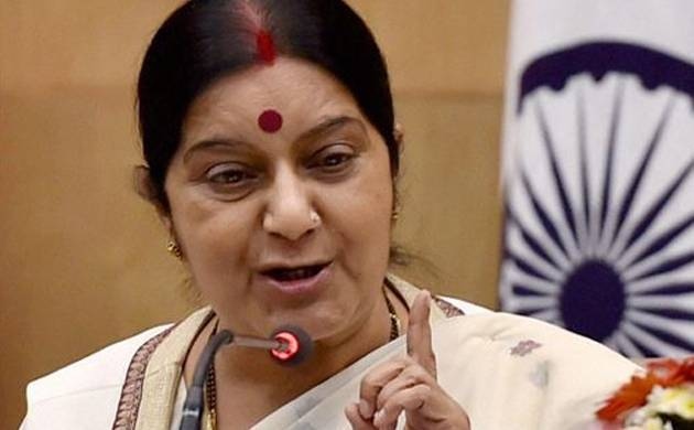 Sushma Swaraj helps Italian national injured in road accident (File Photo)