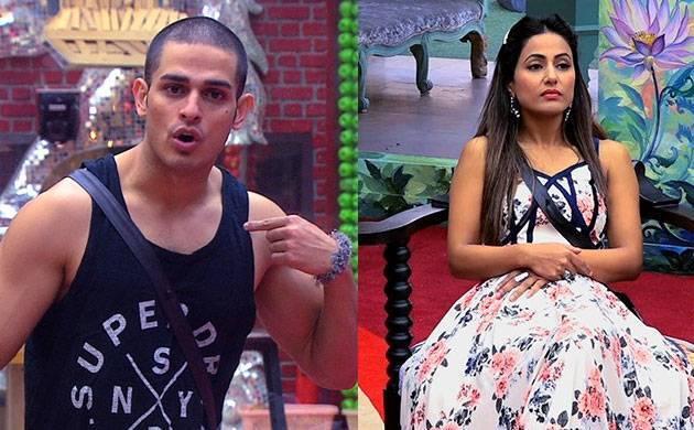 Bigg Boss 11 Highlights: Hina Khan-Priyank Sharma MEND their friendship; Shilpa Shinde-Akash Dadlani NOMINATED