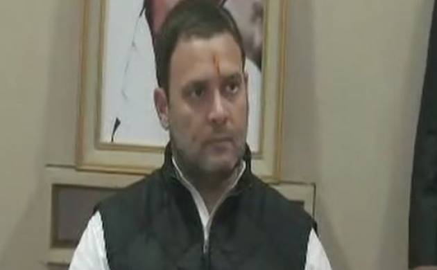 Rahul Gandhi to file nominations for Cong president poll today