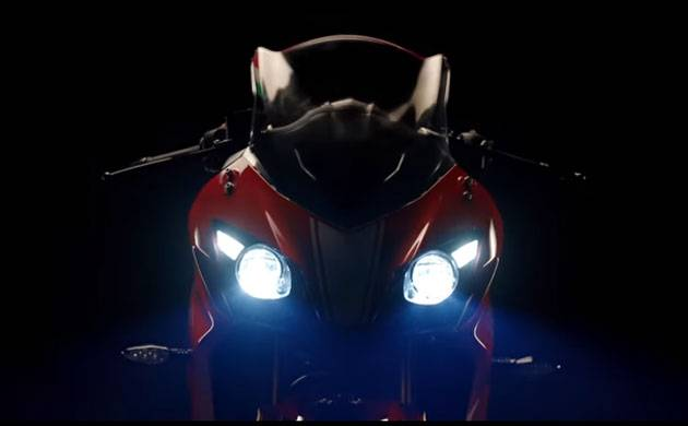 TVS Apache RR 310 teased; All you need to know about leaked specs (Source: TVS / YouTube Screengrab)