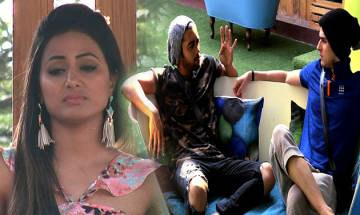 Bigg Boss 11: Priyank Sharma-Luv Tyagi IRKED with Hina Khan, pass SHOCKING comments about her (watch video)