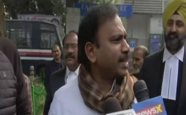 A Raja on 2G case: I am not a judge, only a law abiding citizen (Photo-ANI)