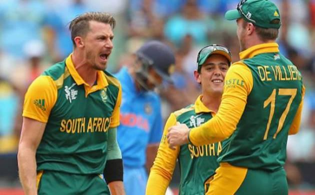 South African Best Bowler Dale Steyn and Best Batsman Abraham Benjamin De Villiers