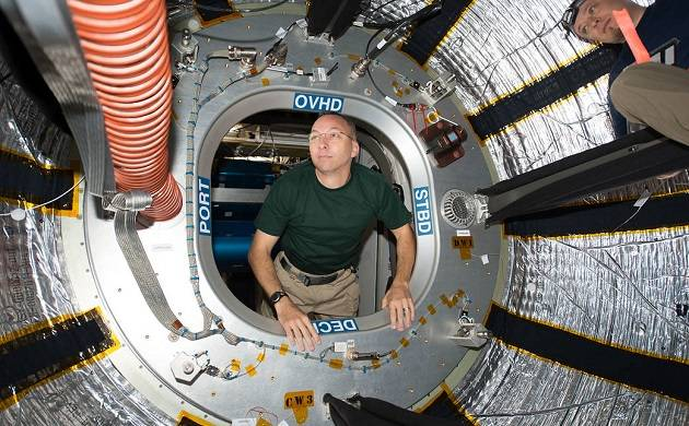 ISS holds 'diverse' community of microbes similar to those found at homes on Earth