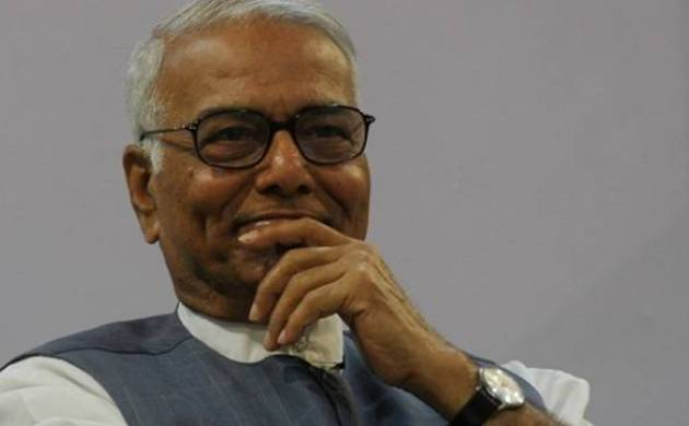 Yashwant Sinha detained on direction of 'big boss in Delhi'? asks Congress