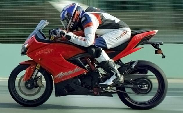 TVS Apache RR 310 launched in India; Price, specs and more (Source: www.tvsapache.com)
