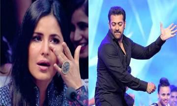 Tiger Zinda Hai Promotions: Salman Khan cheers up teary-eyed Katrina Kaif