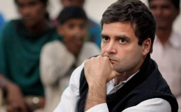 Congress vice-president Rahul Gandhi attacks PM Modi on farmers' woes (File Photo)