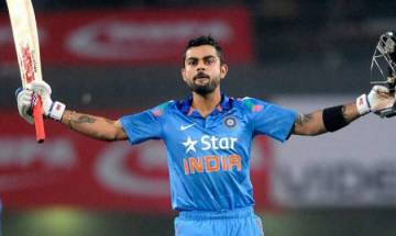 Virat Kohli jumps to 2nd position in ICC Test batsman ranking