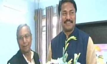 BJP MP Nana Patole quits party over mishandling of farmers' issue, likely to join Congress