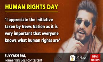 Know Your Rights: Rishta Likhenge Hum Naya actor Suyyash Rai talks about Human Rights Day