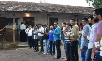 Final voter turnout in first phase of Gujarat polls 66.75 per cent, says  Election Commission