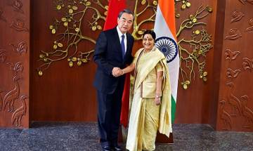Dokalam standoff put severe pressure on India-China ties, says Chinese Foreign Minister Wang Yi