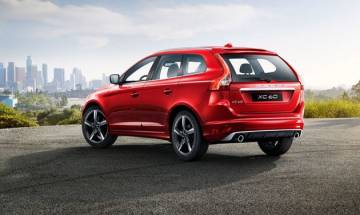 Volvo India launches next-gen SUV XC60 at Rs 55.90 lakh