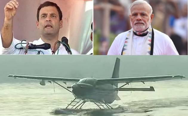Gujarat polls: Modi's unique sea route, Rahul Gandhi's presser on last day of campaigning