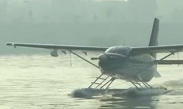 PM Modi to travel from Sabarmati River in Ahmedabad to Dharoi Dam via sea plane