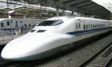 Crack found in Shinkansen in first serious incident for Japan's bullet train