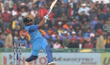 Ind vs SL: Rohit Sharma's double ton powers India to massive 141-run win at Mohali, level series