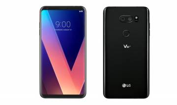 LG V30+ with dual cameras, OLED display launched in India; check out specifications, features, price here