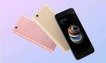 Xiaomi Redmi 5A flash sale on Flipkart: Smartphone goes out of stock within minutes; next sale on Dec 21