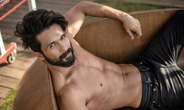 Shahid Kapoor beats Hrithik Roshan, voted 'Sexiest Asian Man' 2017 in UK poll