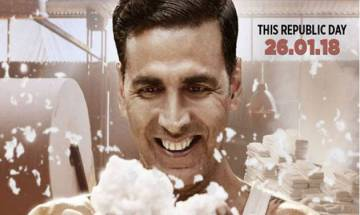 Padman new poster out: Akshay Kumar-Radhika Apte look picture perfect as a couple