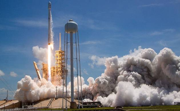 SpaceX successfully launches Falcon 9 rocket to ISS for NASA (Image Courtesy: SpaceX)