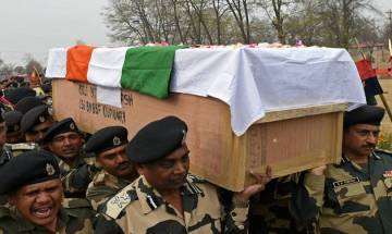 No term like 'martyr' or 'shaheed' in our dictionary, they are 'operational casualties', says Govt