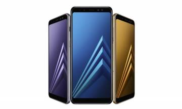Samsung Galaxy A8, A8+ (2018) launched with dual selfie cameras, may arrive in India in January