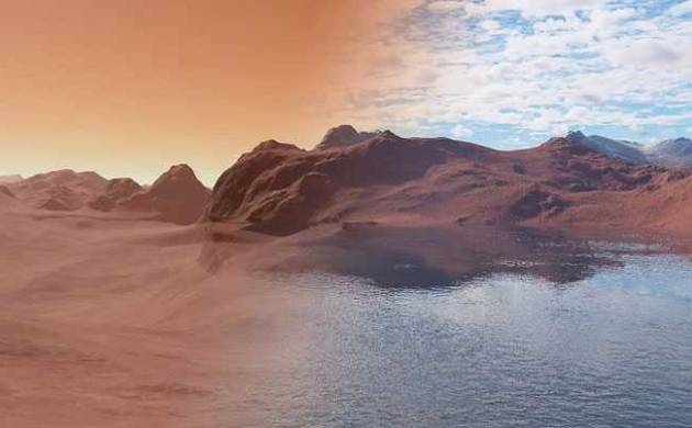 Mars water mystery: Scientists find reason of its disappearance (File Photo)
