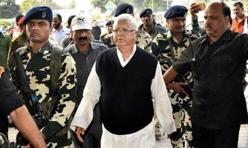 Fodder scam case: Fate of RJD chief Lalu Prasad Yadav, Jagannath Mishra to be decided today