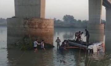VIDEO: 33 killed as bus falls into Banas River in Rajasthan, PM Modi expresses grief