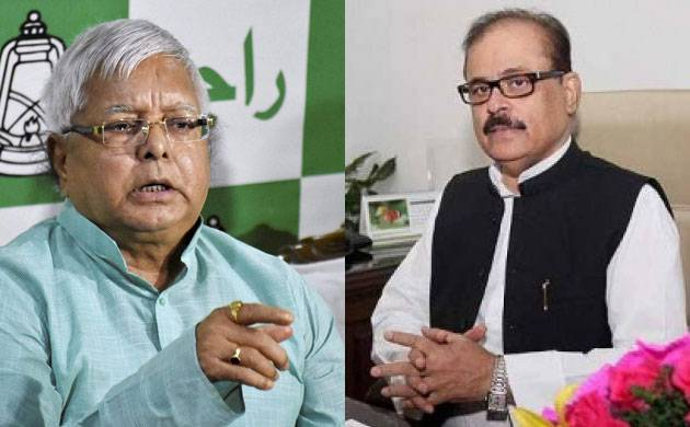 Lalu a victim of 'political ill-will', says Tariq Anwar