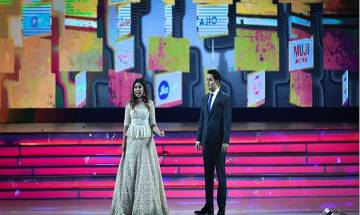 Reliance Jio subscriber base at 160 million, reveals Akash Ambani in a chat with Shahrukh Khan